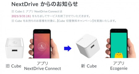 Cube-end